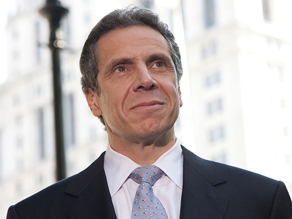 Cuomo planned to spend Thanksgiving with mother, 2 daughters