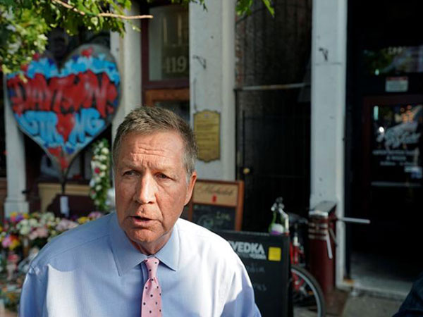 John Kasich: Skip the debates, candidates should go on FOX Business instead