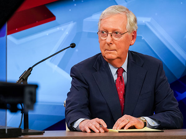 McConnell sets Wednesday vote for $500B COVID relief bill