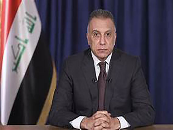 Iraqi PM honors security member for thwarting suicide car bombing in western Iraq