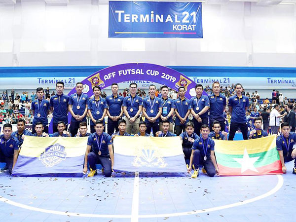 MIU wins third place in AFF Futsal Cup Championship
