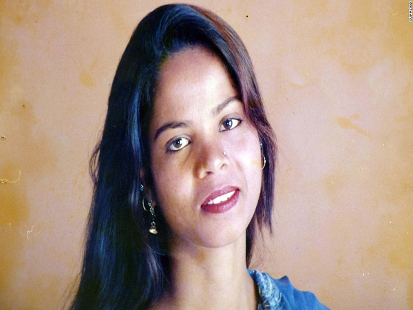 Aasia Bibi's release 'good news' of the year, says Pompeo