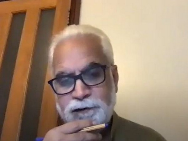 "Abbas Butt, Chairman of Kashmir National Party, in a virtual interaction with Dr Shabir Choudhry in programme ""My Voice"""