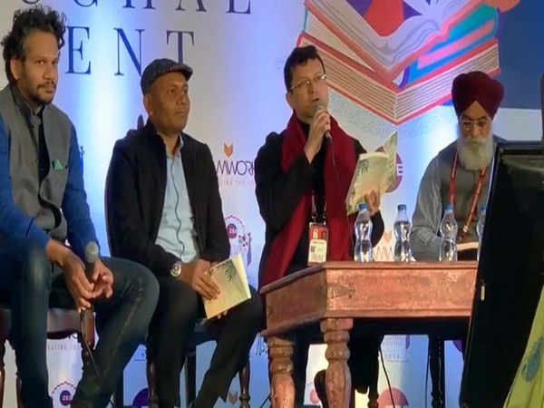 Bloomsbury Anthology of Great Indian Poems launched at Jaipur Lit Fest