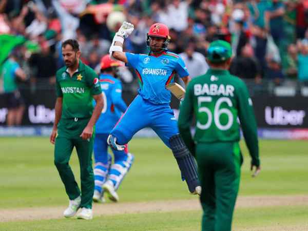 Afghanistan Shock Pakistan By Three Wickets In Warm-Up Match