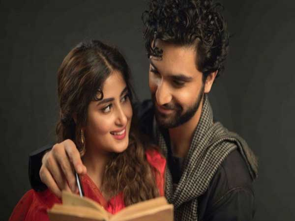 Ahad Raza Mir and Sajal Aly are pairing up again for Farhat Ishtiaq's next drama