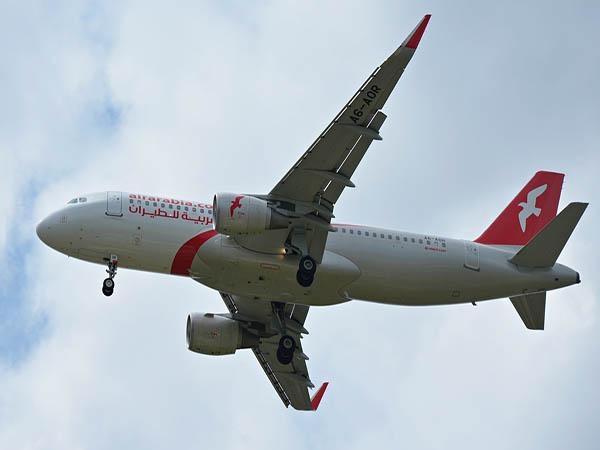 Mum thanks Air Arabia for saving son's life