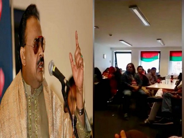 Muttahidda Qaumi Movement's (MQM) leader Altaf Hussain