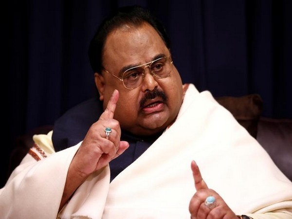 Muttahida Quami Movement (MQM) founder Altaf Hussain