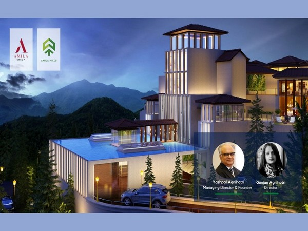 Shimla in Himachal Pradesh is home to India's first oxygen-rich homes at Amila Hills