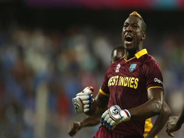 Andre Russell takes hat-trick and scores ton in CPL
