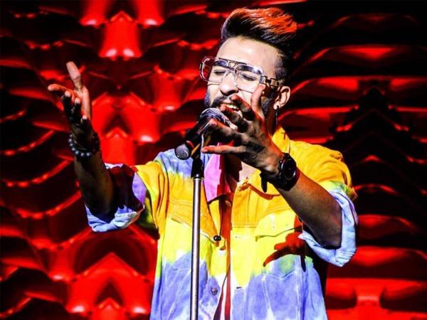 Singer-Skating Champion Aniket Chindak gears up for comeback