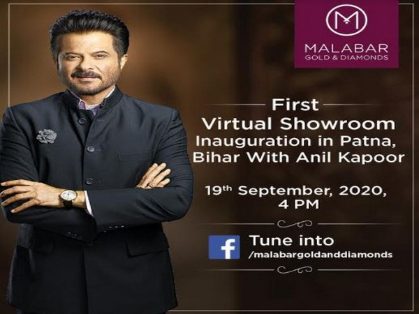 Malabar Gold & Diamonds to hold first virtual store launch in Patna with Anil Kapoor