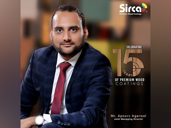 Sirca India is celebrating 15 years of premium wood coatings