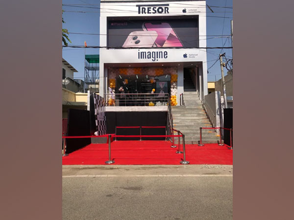 Imagine - Apple Authorised Reseller Store is now open at Model Town, Panipat
