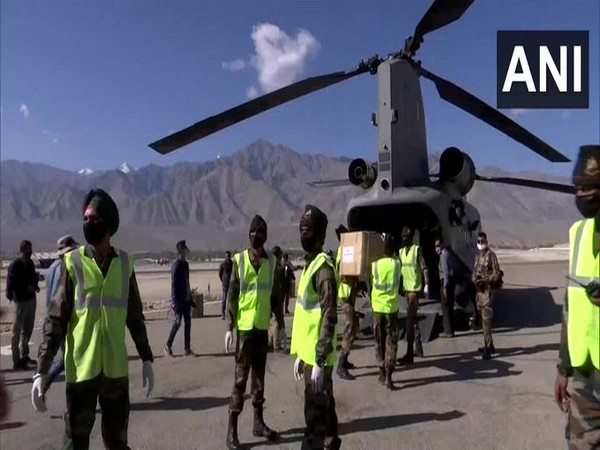 Indian Military puts in place mechanism to ensure uninterrupted, fast delivery of supplies in Ladakh