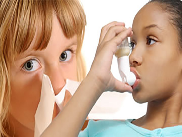 Asthma allergy body recommends Blueair purifiers