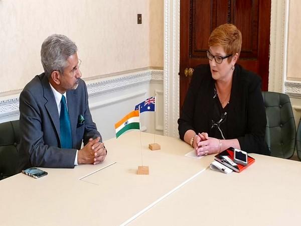 Jaishankar, Payne discuss regional and global developments (File photo)