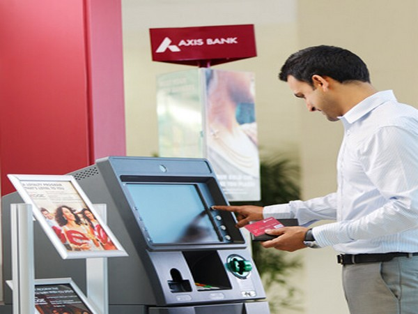 Axis Bank is India's third largest private sector bank with 4,528 domestic branches.