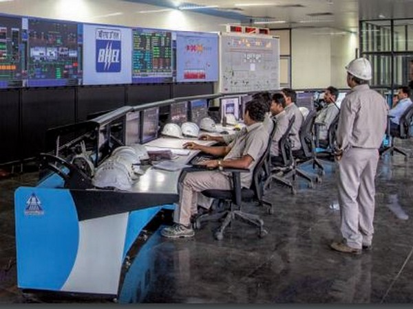BHEL commissions first solar PV plant for rail traction application