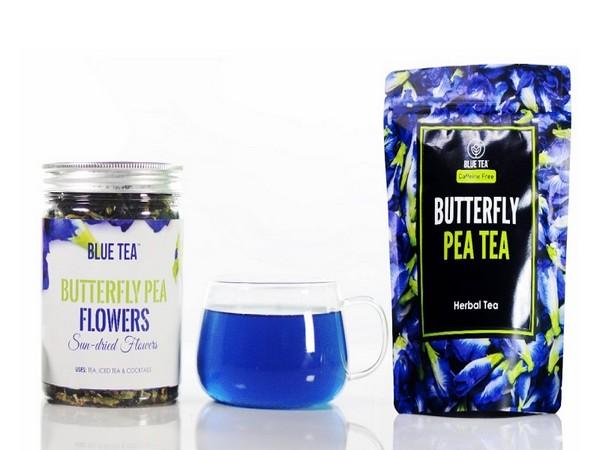 BLUE TEA - New Healthy Flower Herbal Tea