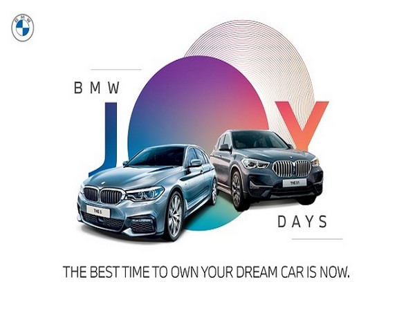 BMW JOY Days: Bring home sheer driving pleasure with ease