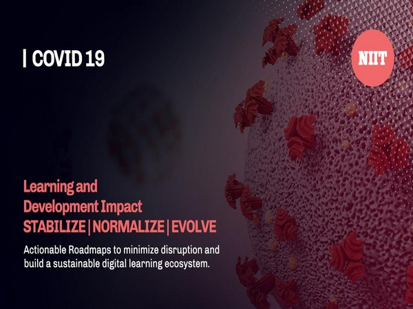 NIIT develops actionable roadmaps and toolkits to help learning and development organizations minimize COVID-19 impact