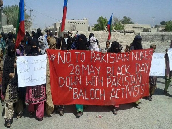 Baloch People's Congress condemns 1998 nuclear tests in Balochistan on its anniversary