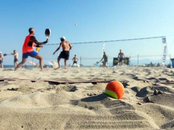 Beach tennis comes ashore in Sri Lanka