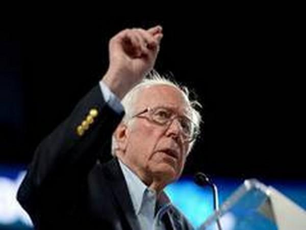 US Senator Bernie Sanders
