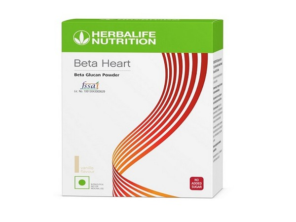 Herbalife Nutrition launches Beta Heart for better cardiovascular health