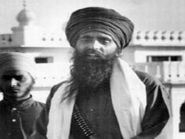 Jarnail Singh Bhindranwale (File pic)