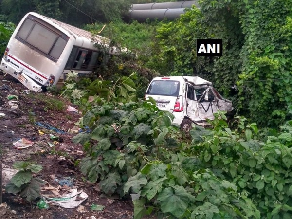 Maharashtra: BJP leader dies in road accident