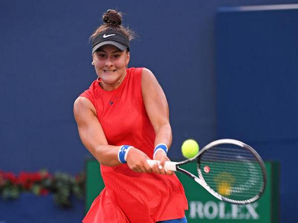 Canada's Bianca Andreescu wins 1st WTA title