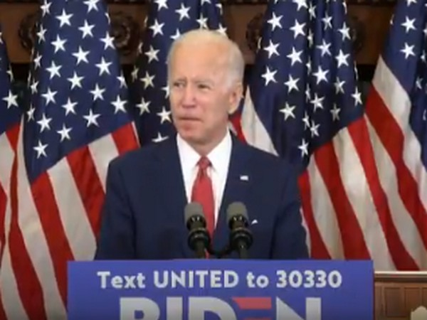 Presumptive Democratic nominee Joe Biden (credit: Joe Biden Twitter)