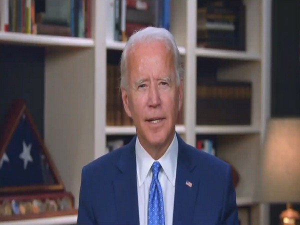 US Democratic presidential nominee Joe Biden (File photo)