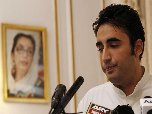 Pakistan Peoples Party chairperson Bilawal Bhutto Zardari