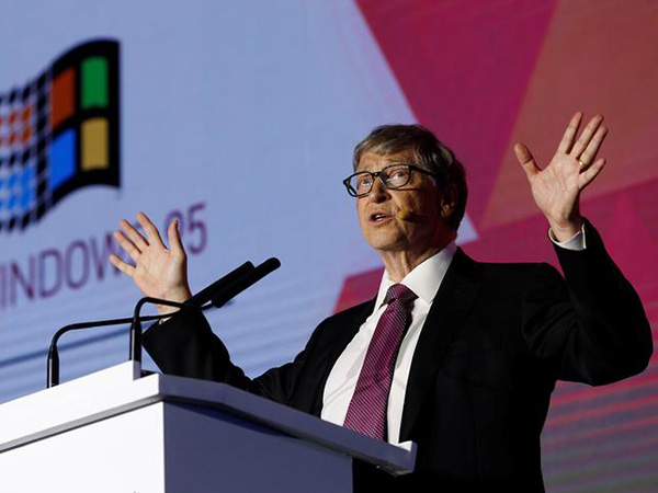 Bill Gates: America's capitalism, socialism debate really about taxes