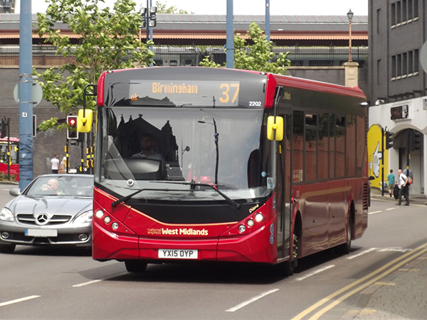 Three Sprint rapid bus routes are coming to Birmingham - everything you need to know