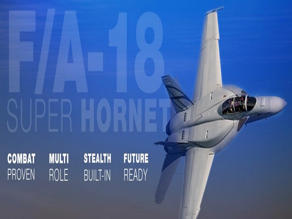 Boeing and HAL celebrate delivery of 150th gun bay door for F/A-18 Super Hornet, multirole combat jet