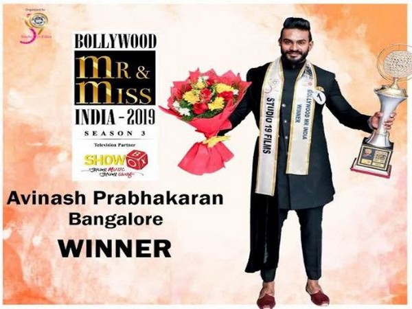 Bollywood Mr India 2019 Winner - Avinash Prabhakaran