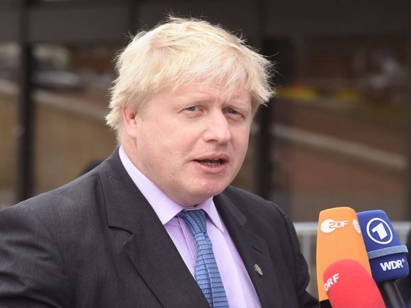 Prime Minister Boris Johnson Brexit deal