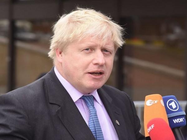 UK Prime Minister Boris Johnson (File Pic)