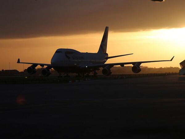 Boeing-747. Photo/British Airways
