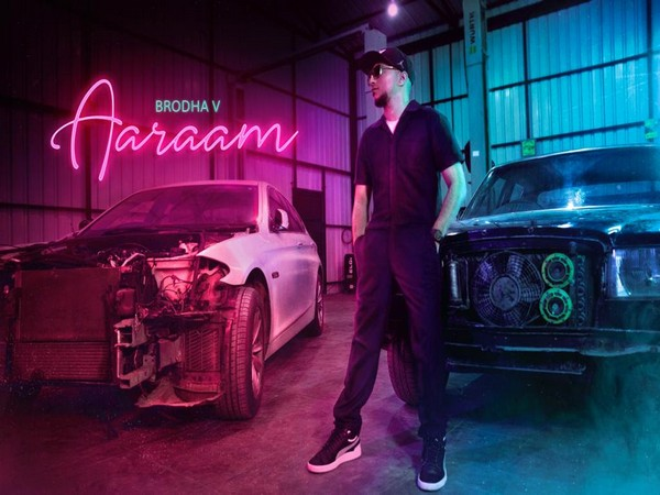 Brodha V's new single 'Aaraam' crosses 3 million hits on YouTube just five days into release