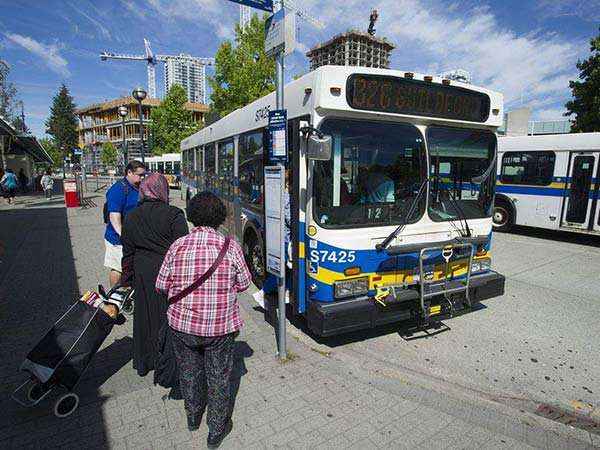 Vancouver to vote on push for free transit for minors