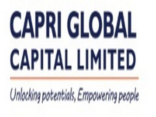 Capri Global Capital Ltd (CGCL)