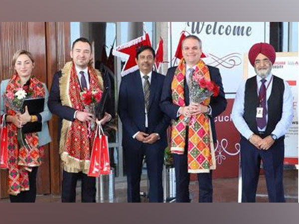 Poland shares strong bilateral and economic ties with India, says Polish Ambassador during visit to Chandigarh University