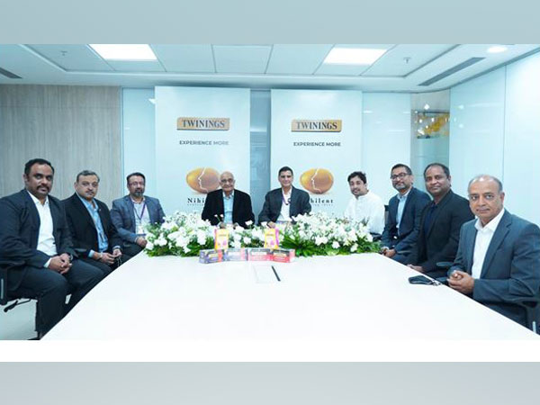 Twinings and Ovaltine enters into strategic partnership with Nihilent for Digital Centre in India