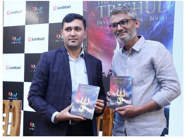 Director of Dangal launches a new book 'The Wielder Of The Trishul'